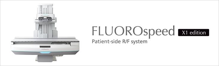 FLUOROspeed X1 edition